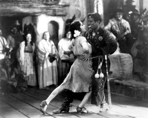 """THE GAUCHO"" Lupe Velez, Douglas Fairbanks"