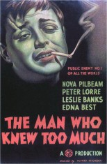 The Man Who Knew Too Much (1935)