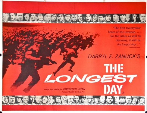 Image result for the longest day 1962