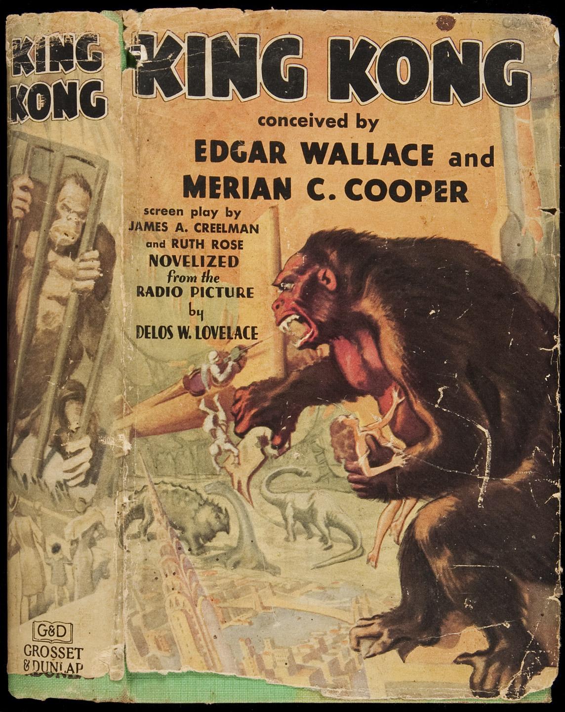 king kong 1933 essay